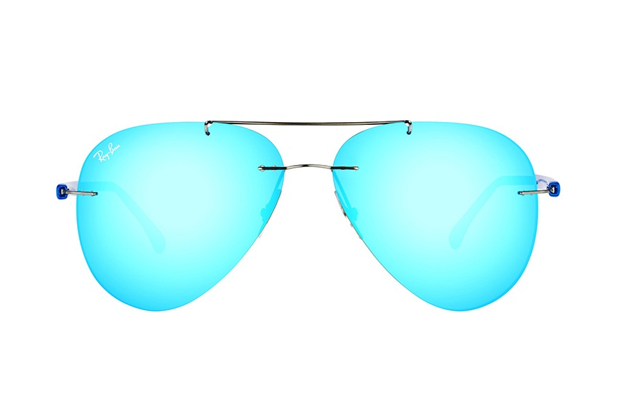RAY-BAN LIGHT RAY RB8058-004/55(59IT)