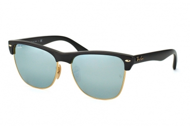 RAY-BAN CLUBMASTER OVERSIZED FLASH LENSES S-RAY 4175F-877/30(57IT)