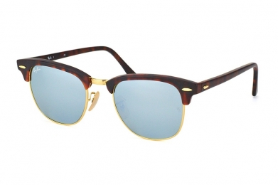 RAY-BAN CLUBMASTER FLASH LENSES S-RAY 3016-1145/30(51CN)