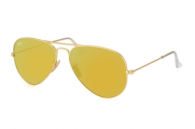 RAY-BAN AVIATOR FLASH LENSES S-RAY 3025-112/93(58IT)