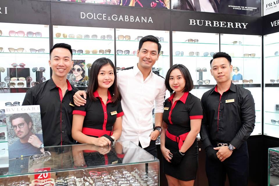 Eyewear STORE.vn Khai trương Showroom kính mắt rộng lớn bậc nhất Thủ Đô.