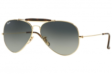 RAY-BAN OUTDOORSMAN HAVANA COLLECTION S-RAY 3029-181/71(62IT)