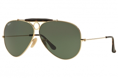 RAY-BAN SHOOTER HAVANA COLLECTION S-RAY 3138-181(62IT)