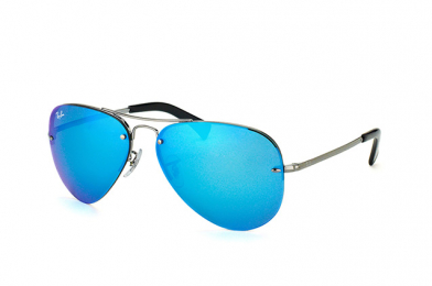 RAY-BAN RB3449 S-RAY 3449-004/55(59CN)