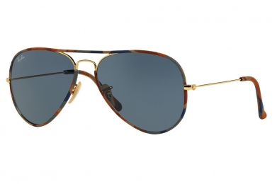 RAY-BAN AVIATOR FULL COLOR S-RAY 3025JM-170/R5(58IT)