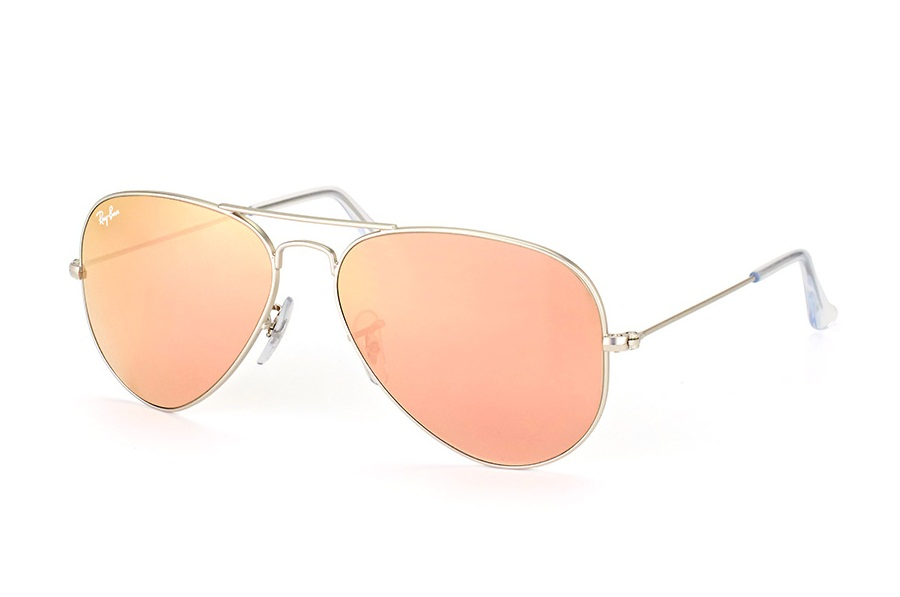 RAY-BAN AVIATOR FLASH LENSES S-RAY 3025-019/Z2(58IT)
