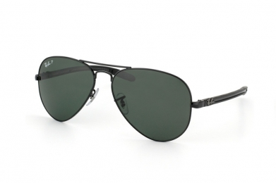 RAY-BAN AVIATOR CARBON FIBRE S-RAY 8307-002/N5(58CN)