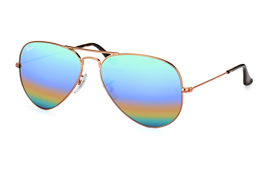 RAY-BAN AVIATOR RB3025-9018/C3(58IT)
