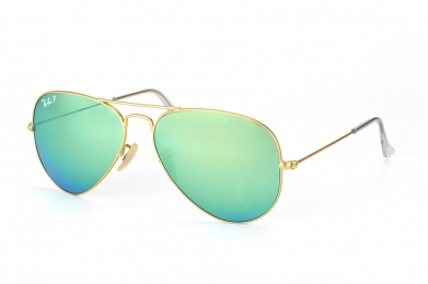 RAY-BAN AVIATOR FLASH LENSES S-RAY 3025-112/P9(58IT)