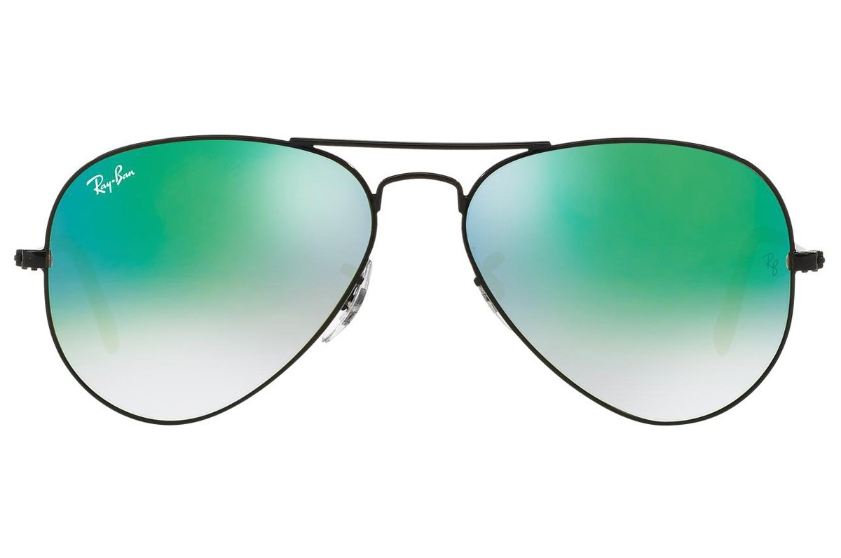 RAY-BAN AVIATOR FLASH LENSES GRADIENT S-RAY 3025-002/4J(58IT)