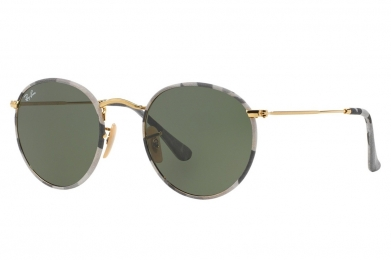 RAY-BAN ROUND CAMOUFLAGE S-RAY 3447JM-171(50CN)