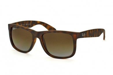 RAY-BAN JUSTIN CLASSIC S-RAY 4165F-865/T5(54IT)