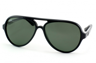 RAY-BAN CATS 5000 S-RAY 4125F-901(59CN)
